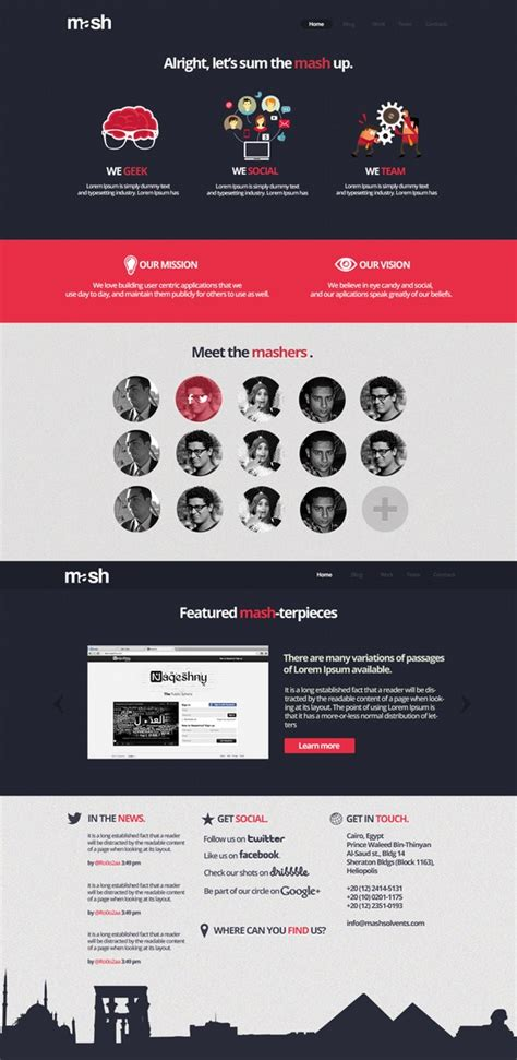 design inspiration websites 2014 weekly web design inspiration 32