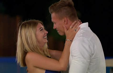 tattoo of us alex and olivia love island s alex bowen and olivia buckland get matching