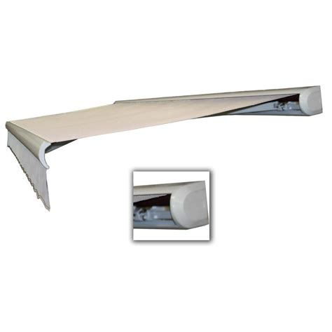 Retractable Aluminum Awnings by 12 Foot Aluminum Awning Sears