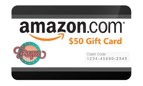 Amazon Gift Card Coupon - frugaa coupon code site for saving money online 50 amazon gift card giveaway 8 4