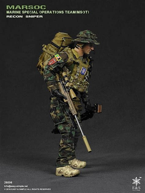 Easy And Simple Marsoc easy simple marsoc msot recon sniper