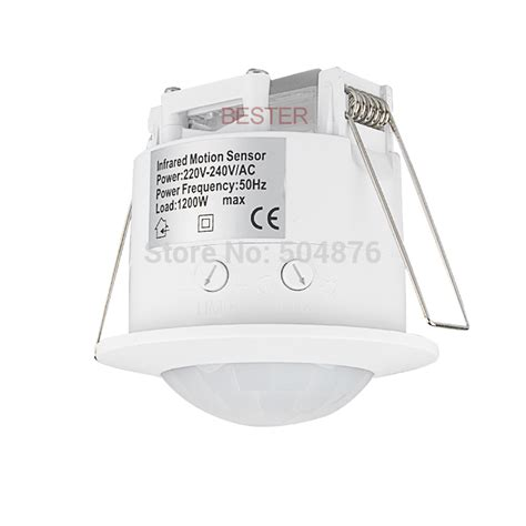 can you put a motion sensor on any light 15 magical advantages of ceiling sensor light switch