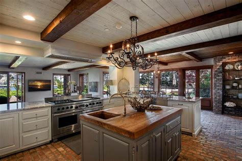 design an arts and crafts style kitchen hgtv