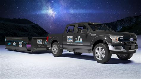 Super Bowl Sweepstakes 2018 Ticketmaster - ford gives nfl fans sleigh rides the week before super bowl lii carscoops com