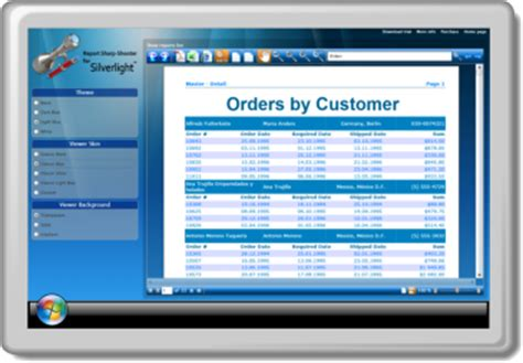 design windows application template do you think that you know how to deliver reports over the