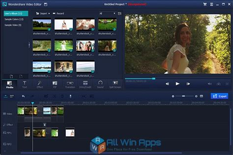 tutorial edit video dengan wondershare filmora wondershare filmora 8 3 5 6 free download all win apps
