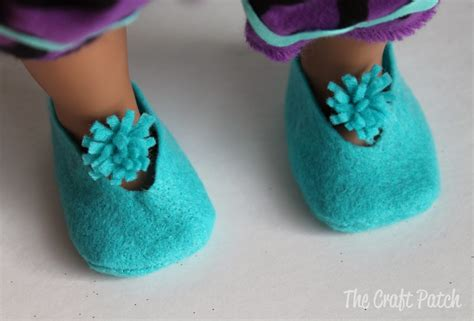american doll slippers the craft patch american doll pajamas