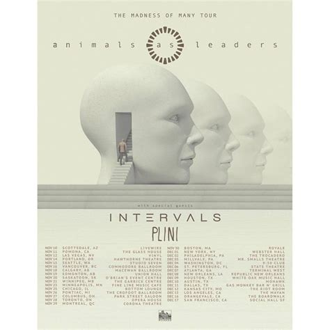 Lederstühle by Animals As Leaders Tour Inspec Wallp Animals