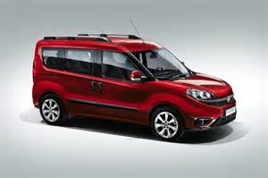 Fiat Diplo 2015 Fiat Doblo Pricing Starts At 163 13 480 Autoevolution