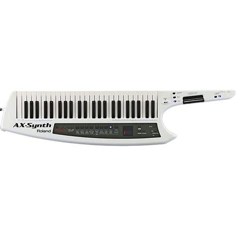 Keyboard Roland Ax Synth roland ax synth shoulder synthesizer keyboard music123