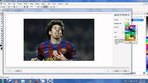 corel draw x5 remove white background coreldraw image background removal wmv youtube
