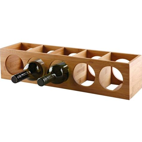 Slim Wine Rack by Buy Home 10 Bottle Bamboo Wine Rack At Argos Co Uk Your