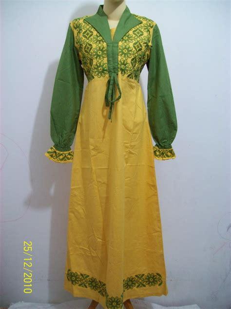 Loli Pop Dress Khimar Mouslim Gamis trend busana gamis modern dan baju muslim terbaru 2013