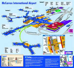 Las Vegas Airport Map by Las Vegas Mccarran Airport Terminal Map 5757 Wayne