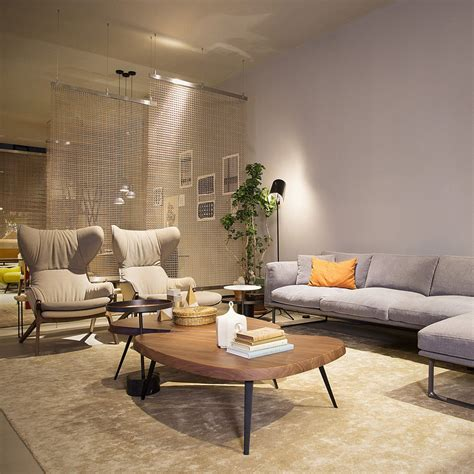 Residential Plan patricia urquiola overhauls cassina s new york showroom