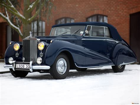 roll royce car 1950 1950 rolls royce silver dawn photos informations