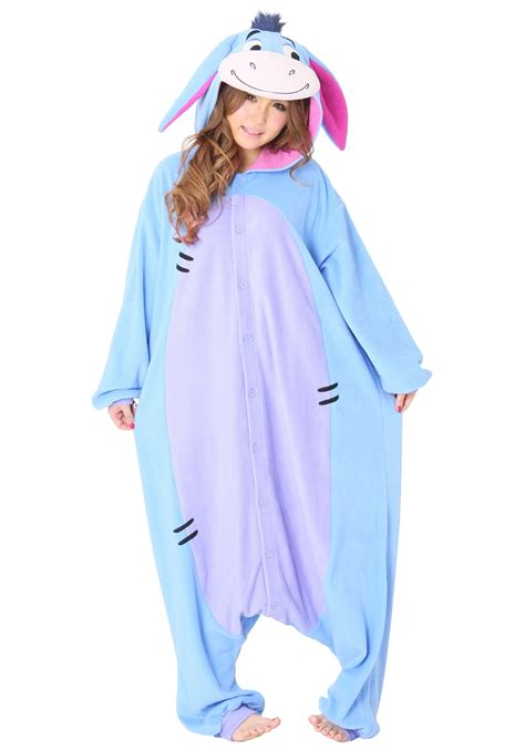 eeyore costume eeyore pajama costume disney costumes winnie the pooh costumes