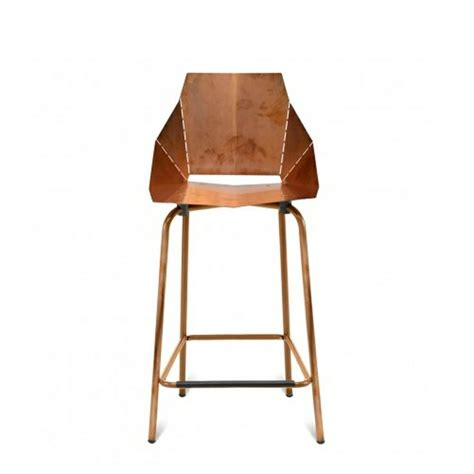 Copper Counter Stool by Copper Real Stool House Counter Stools