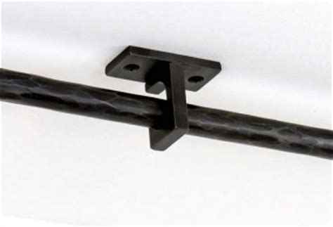 ceiling curtain rod brackets ceiling curtain rod brackets furniture ideas