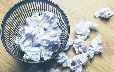 How To Make Paper From Waste Paper - using technology to reduce paper waste food nutrition
