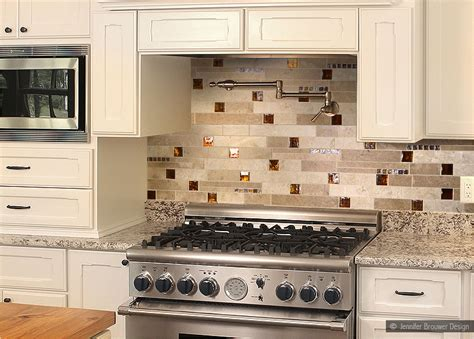 beige backsplash tile brown glass travertine mix backsplash tile