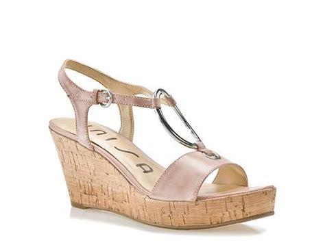 unisa loula wedge sandal unisa ottilia wedge sandal dsw
