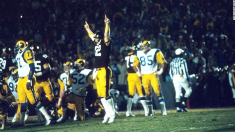 rams steelers bowl photos of bowl most valuable players mvps cnn
