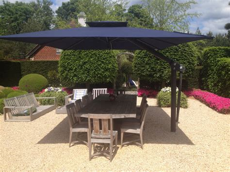 large offset patio umbrellas large cantilever patio umbrellas 10ft patio umbrella