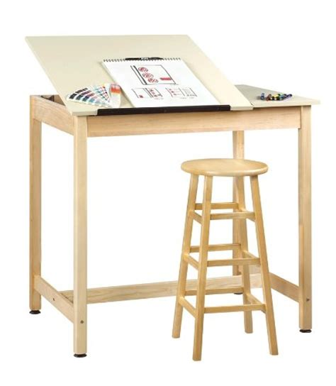 Drafting Table Surface Drafting Table W Adjustable Drawing Surface Buy