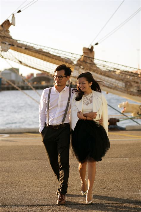 Casual Wedding Photoshoot by Casual Style Pre Wedding What To Wear For Pre Wedding