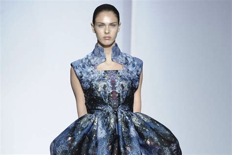 Spotlight On Tehya Couture In The City Fashion by China Born Based Designers Spotlight Heritage At