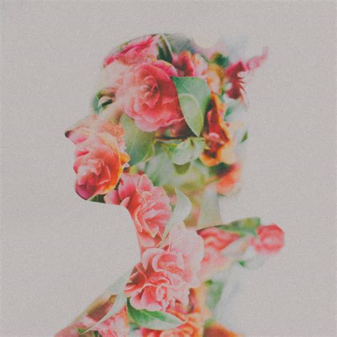 double exposure art tutorial double exposure portraits by sara k byrne colossal