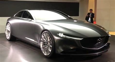 Mazda Vision Coupe 2020 by 2020 Mazda Vision Coupe Price Release Date Redesign