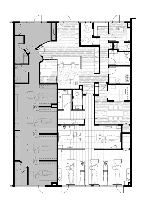 floor plan of dental clinic lighthouse dental floor plan dental office pinterest