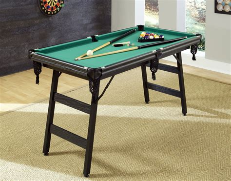 home styles the 5 foot pool table