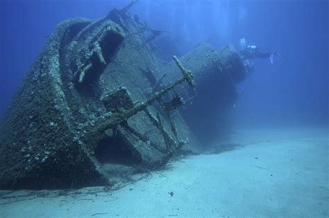 boat crash corsica nano conservation and underwater robots helping preserve
