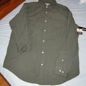 st johns bay new mens sleeve shirts 4xl