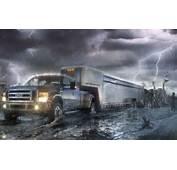 Fantasy Truck Ford Dinosaur  WallpapersPics