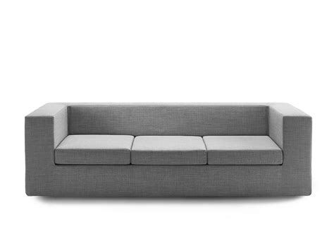 sofa away throw away l sofa by zanotta design willie landels
