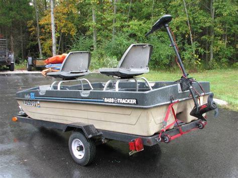 bass tracker bantam boats bass tracker bantam 3x boat minn kota motor trailer