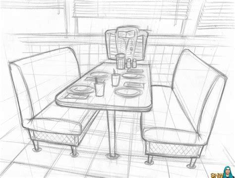 Drawing Restaurant