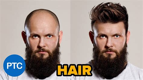How To Change Hairstyle In Photoshop by How To Change Hairstyles In Photoshop Realistic Hair