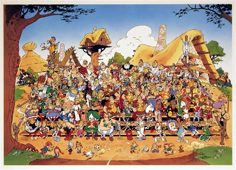 9 Reasons I Asterix by Pin Images Asterix Et Obelix On