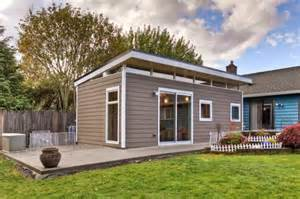 Small Cabin Kits Vancouver Island Prefab Laneway Houses 12 X24 Modern Shed Westcoast