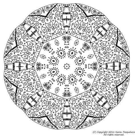 mandala coloring pages stress relief detailed coloring pages for adults giftsix stress