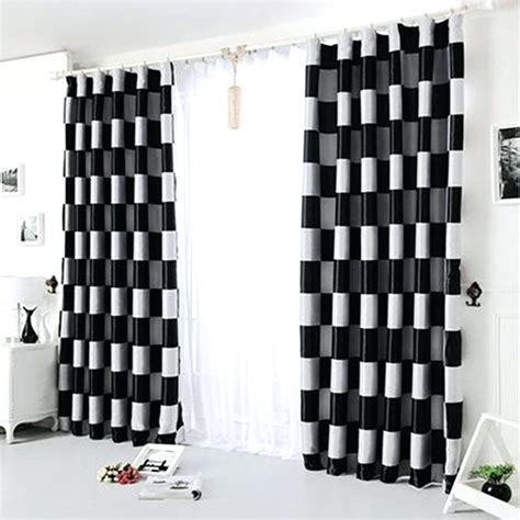 Black And White Blackout Curtains Black Blackout Curtains Black And White Blackout Curtains Black And White Polka Dot Blackout