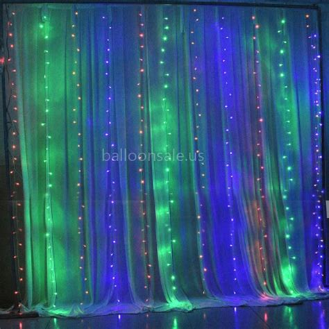 Cheap 300led Purple Fairy Lights Curtain Backdrop For Light Backdrop For Sale