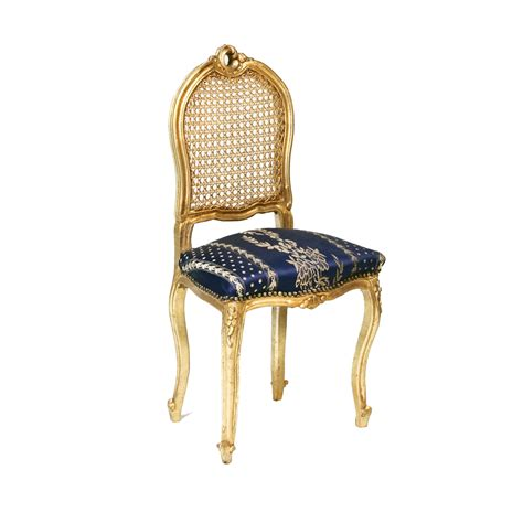 Gold Accent Chair Gold Blue Seat Accent Chair Corvallis Productions