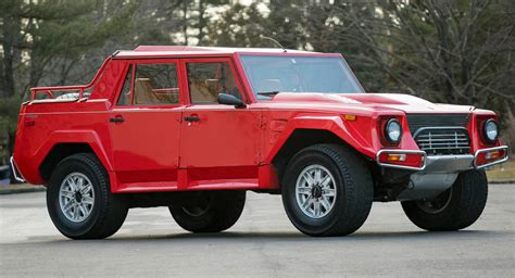 Lamborghini Lm 002 by Forget The Urus And Buy This Rambo Lambo Lm002 Instead
