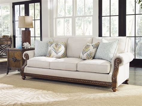 tommy bahama bali hai living room set 784433 02bbset bali hai shoreline upholstered living room set from tommy